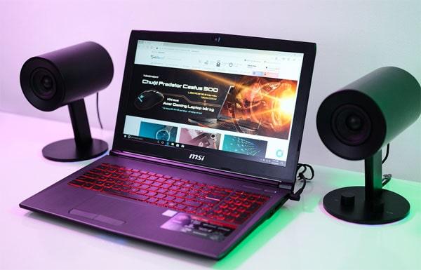 Laptop cấu hình khủng MSI GV62 7RD