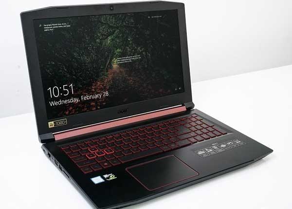 Máy tính Laptop cấu hình mạnh Acer Nitro 5