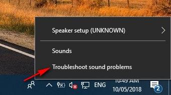 Lỗi mất tiếng trên máy tính khi nghe nhạc, xem phim