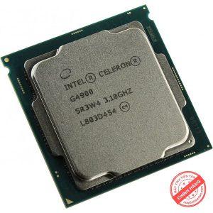 Bộ vi xử lý Intel Celeron G4900 3.1Ghz / 2MB / Socket 1151 (Coffee Lake )