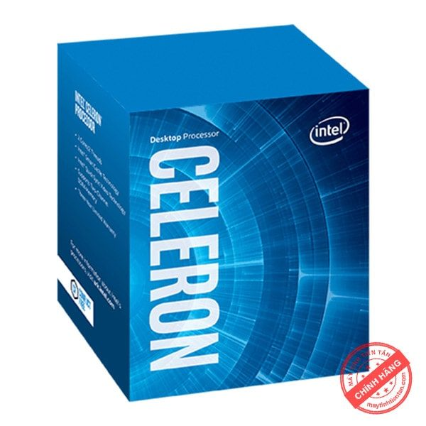 Bộ vi xử lý Intel Celeron G4900 3.1Ghz / 2MB / Socket 1151 (Coffee Lake )