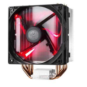 Tản nhiệt CPU CoolerMaster T400i Red chính hãng