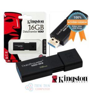 USB Kingston 16GB DT100G3 chính hãng giá rẻ