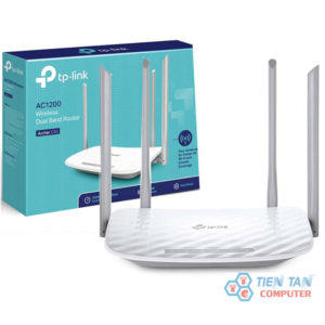 Router Wifi TP-Link Archer C50 Wireless AC1200