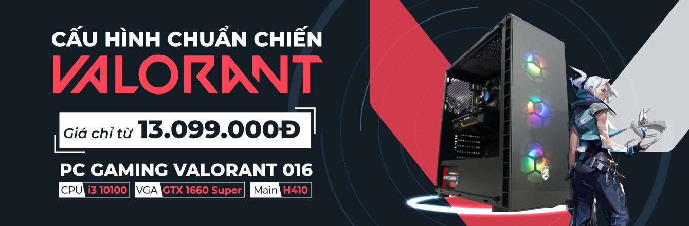 Build PC Gaming giá rẻ chính hãng ở Hà Nội tại Tiến Tân Computer
