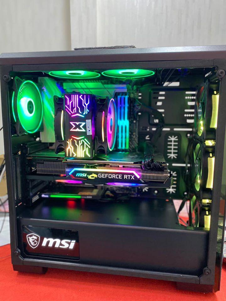 Máy tính PC cấu hình cao chuyên render Video, đồ họa, chơi Game giá cực tốt tại Máy tính Tiến Tân